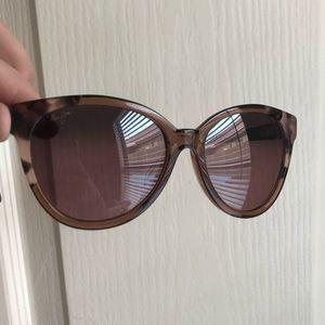 Maui Jim's Cat-eye sunglasses (polarized)